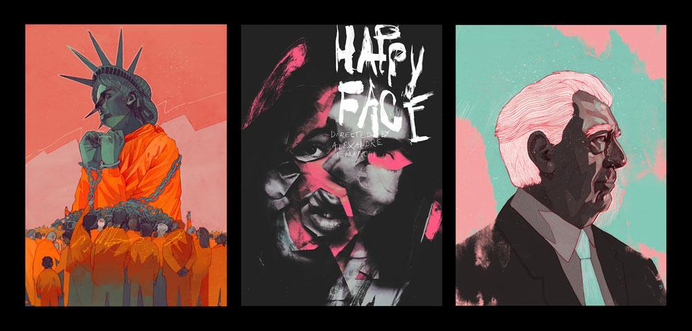 Patryk Hardziej - Ilustracje