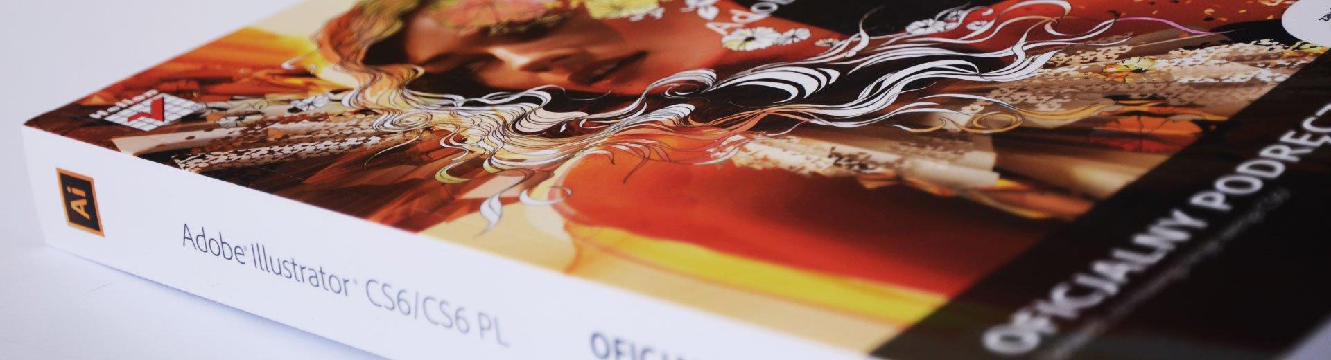 Okładka artykułu Adobe Illustrator CS6/CS6 PL — Oficjalny Podręcznik – recenzja