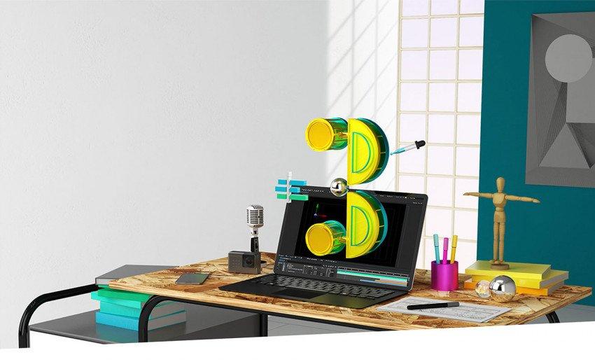 Okładka artykułu Twórz z prędkością wyobraźni — Jak wydajne laptopy i komputery stacjonarne wpływają na pracę artystów i twórców?
