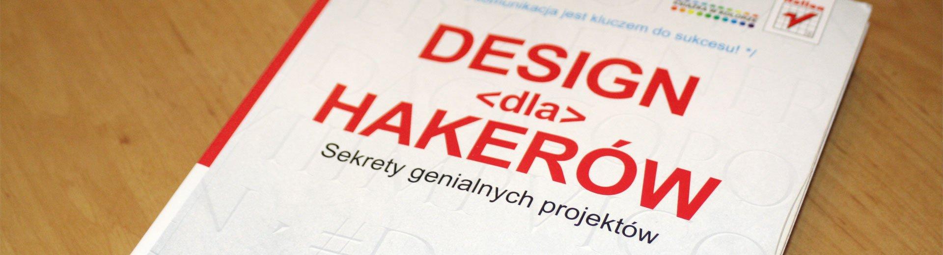 Okładka artykułu Design dla hakerów — David Kadavy – Recenzja