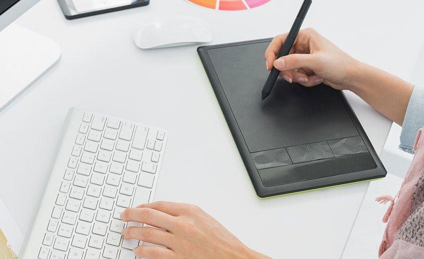 Okładka artykułu Jak nie być przeciętnym grafikiem — Kursy Akademii EITCA