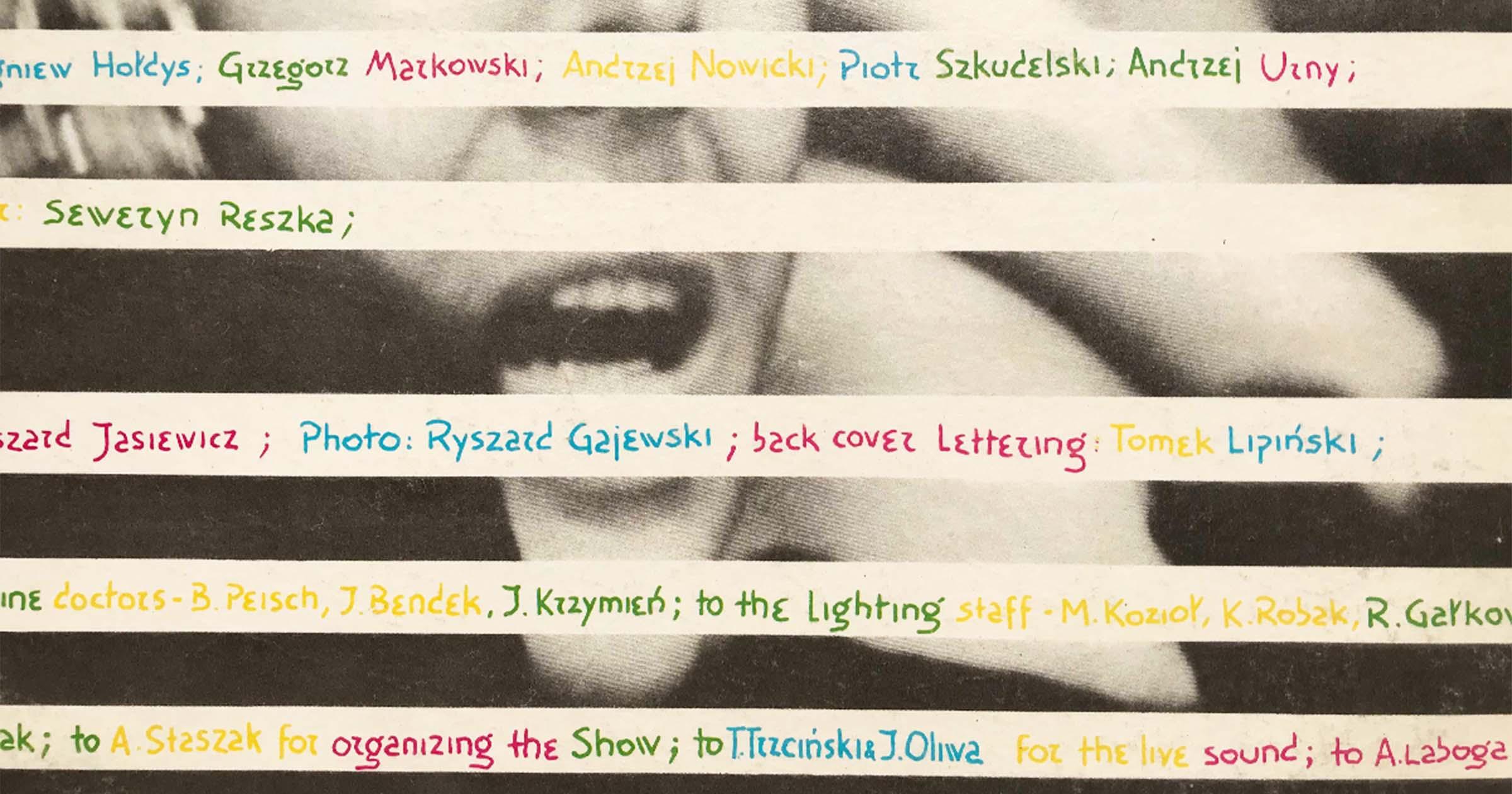 """Perfect, """"Live April 1.1987"""", LPx3, Pronit, 1987"""