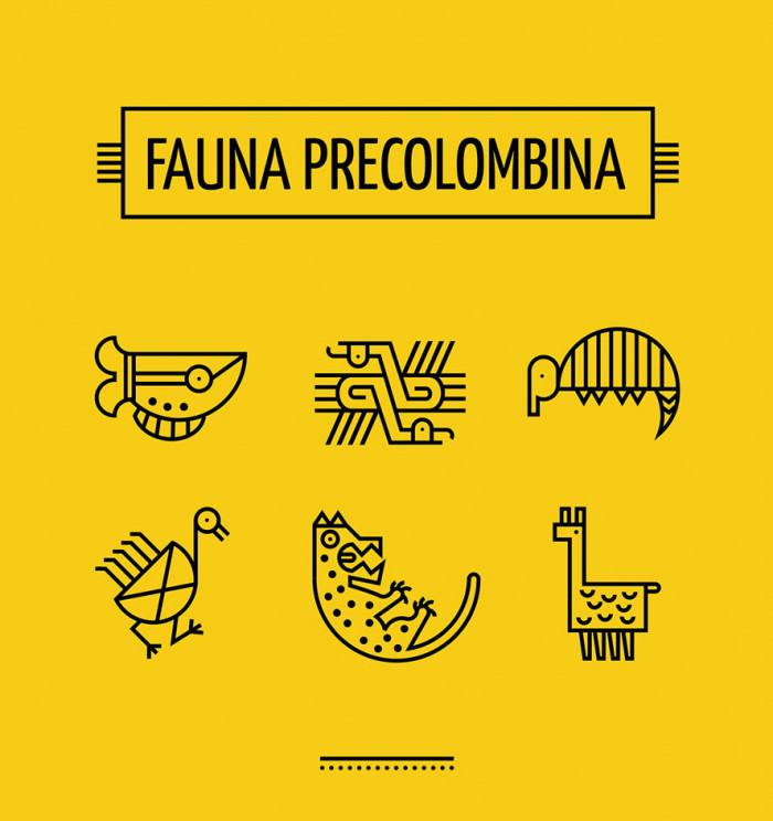Fauna-Precolombina