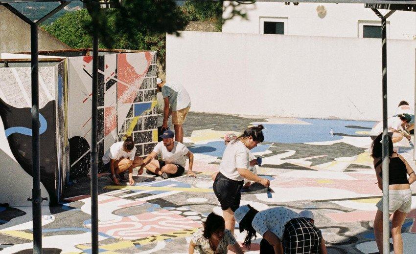 """Okładka artykułu """"180 Creative Camp dodaje skrzydeł"""" — O twórczych wakacjach opowiadają ich uczestnicy"""