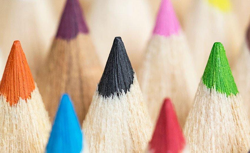 Okładka artykułu Tworzenie palet kolorów — Przegląd ciekawych narzędzi