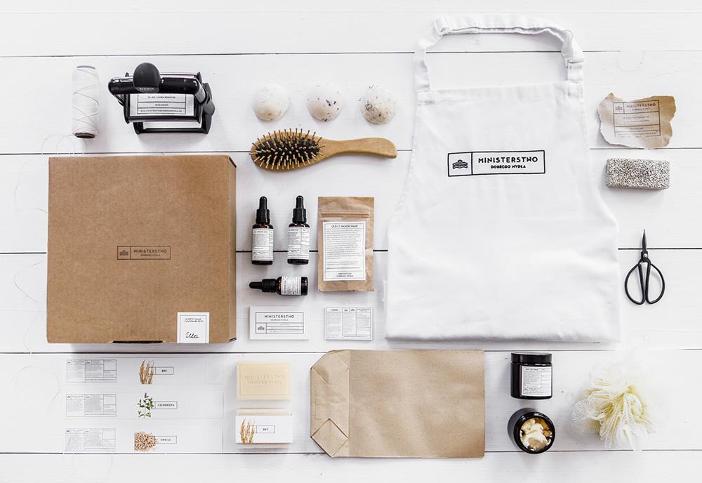 Ministerstwo Dobrego Mydła,Paris+Hendzel Studio