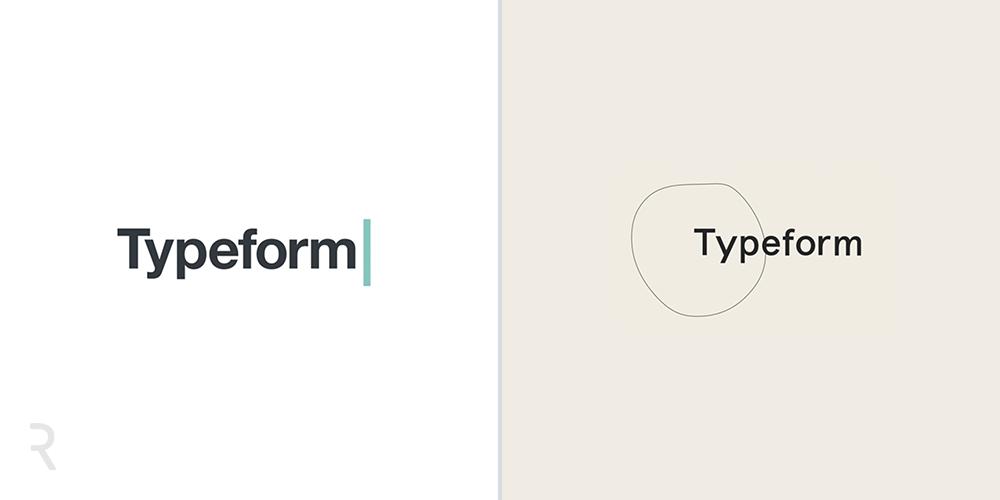 Rebranding Typeform
