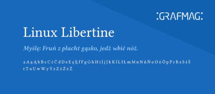 Linux-Libertine