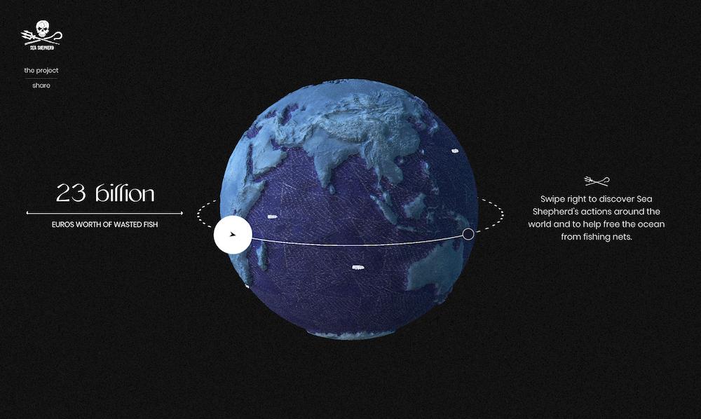 Strona z animacjami 3D