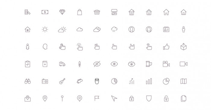 Free-download-nanoline-icons