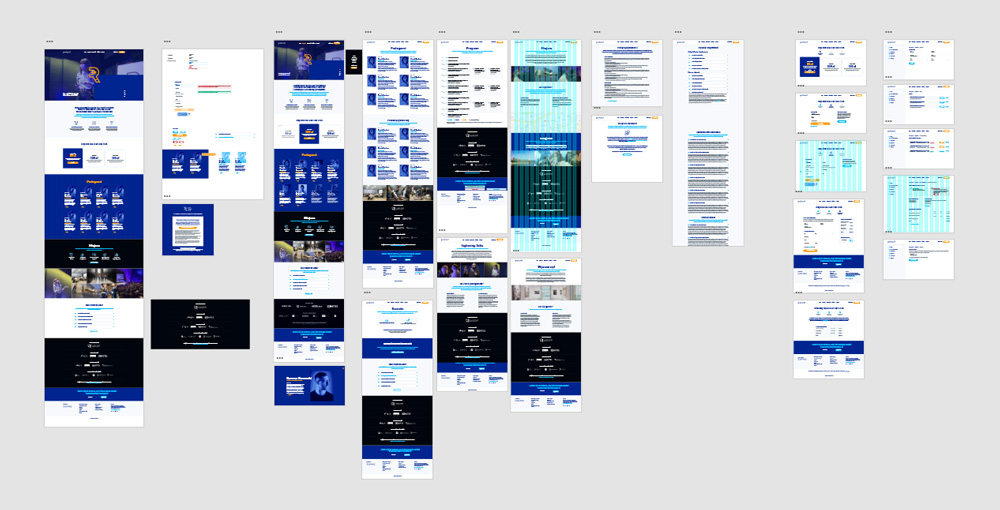Obszary robocze w Adobe XD