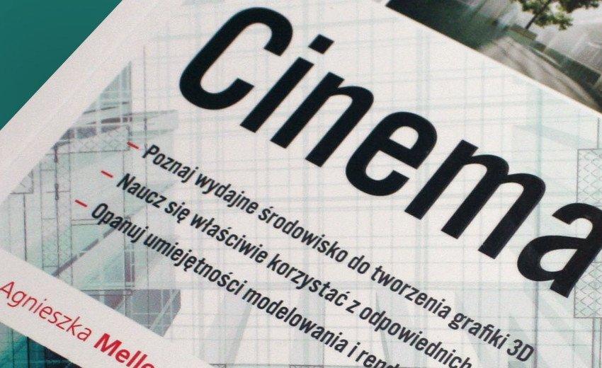 Okładka artykułu Cinema 4D — Agnieszka Meller-Kawa, Agnieszka Sikorska-Długaj – recenzja
