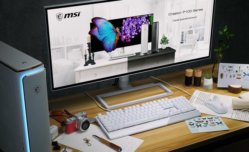 Okładka artykułu MSI Creator — Sprzęt dla twórców, którzy cenią wydajność i niebanalny wygląd