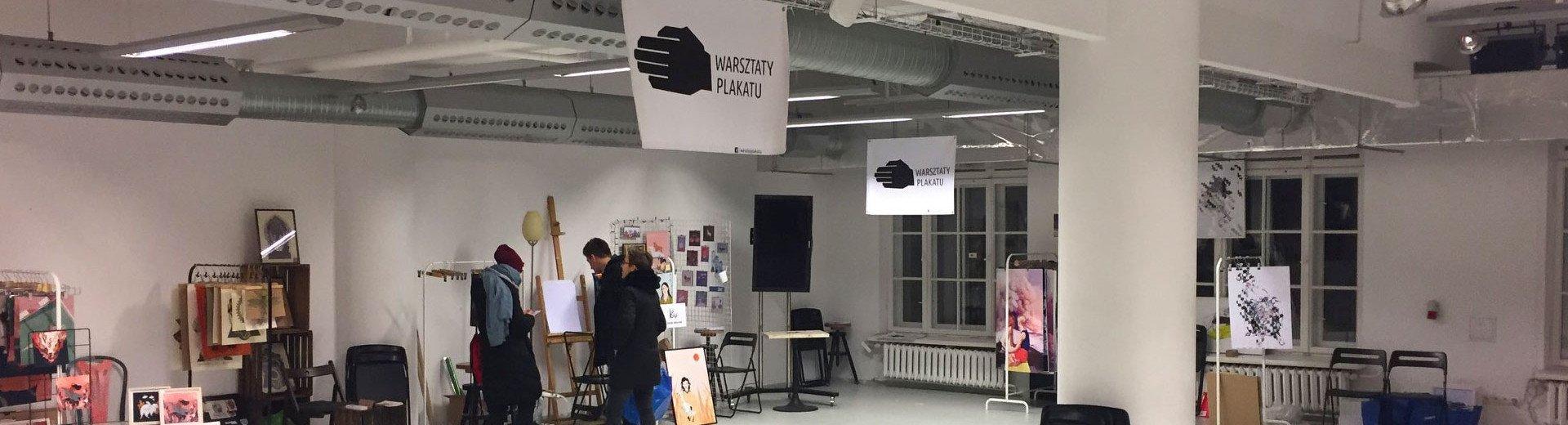 Okładka artykułu Warsztaty Plakatu 2019 — Ruszają zapisy!