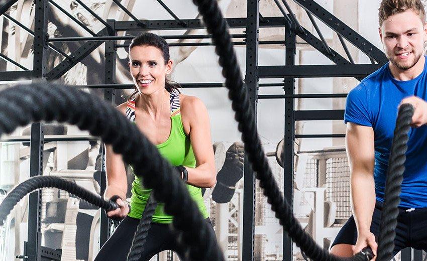 """Okładka artykułu Fotolia """"Studio Fitness"""" — Warsztaty fotograficzne"""