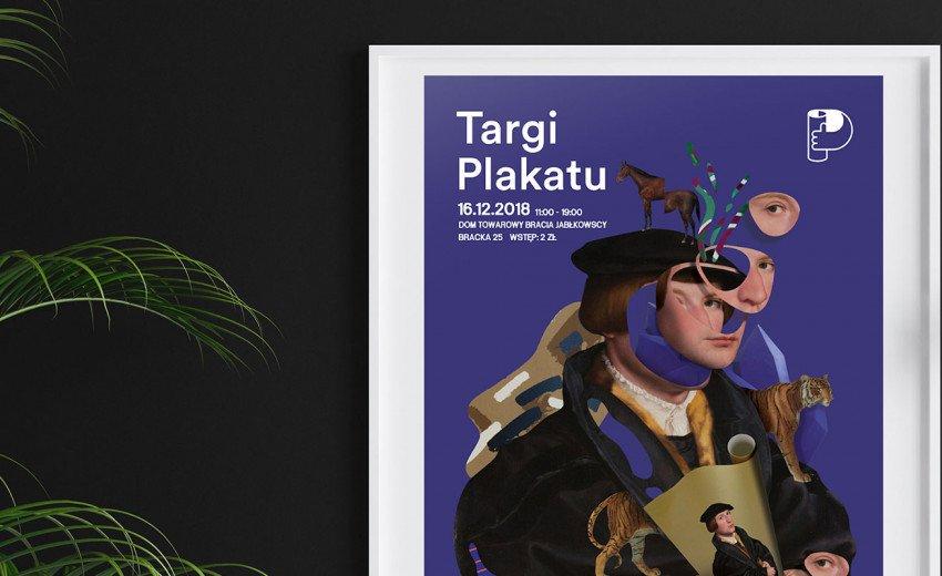 Okładka artykułu Warszawa stolicą plakatu — Kolejna edycja Targów Plakatu już 16 grudnia