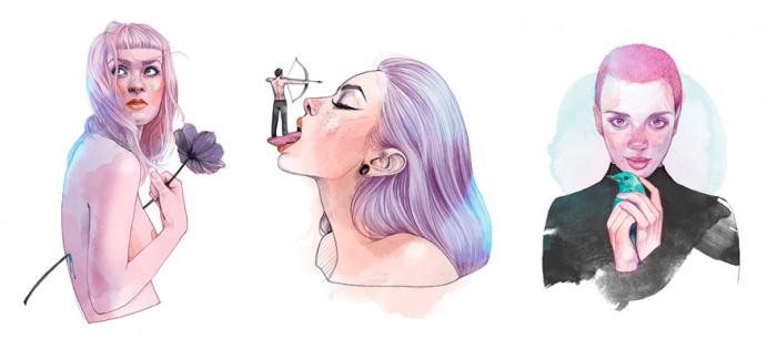 Purple Series, źródło