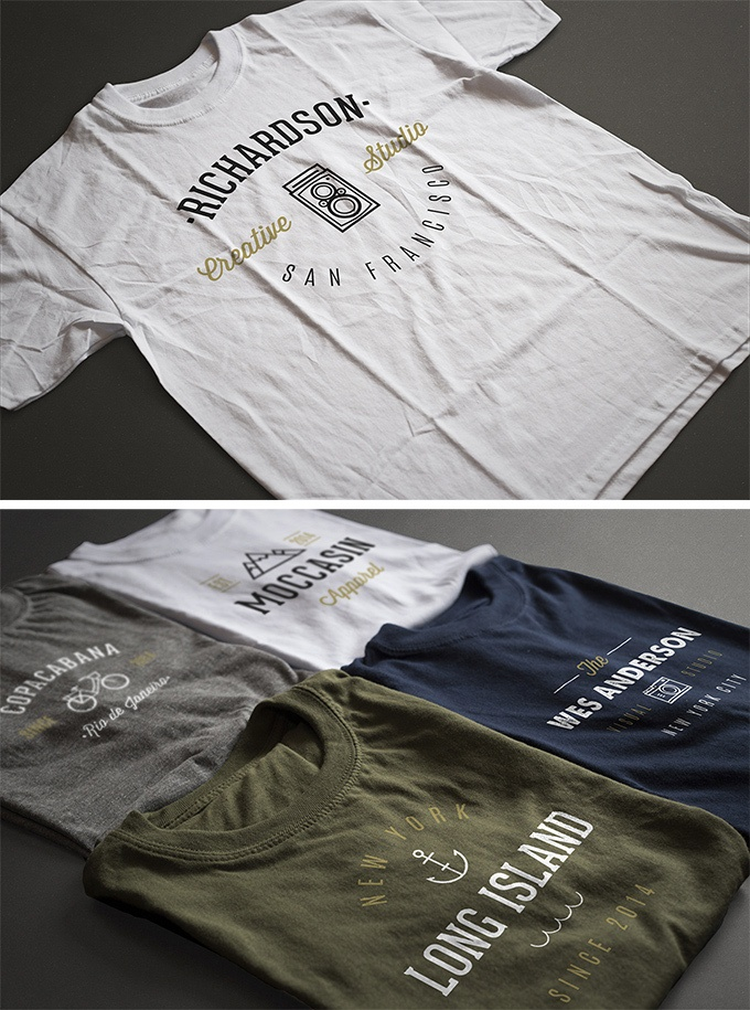 2-Photorealistic-T-Shirt-Mock-ups