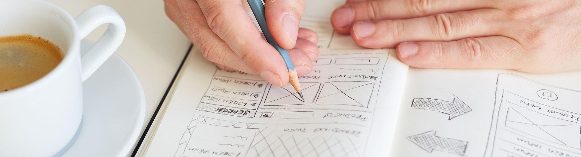 Okładka artykułu Przegląd trendów w webdesignie — Co nas czeka w 2017 roku?