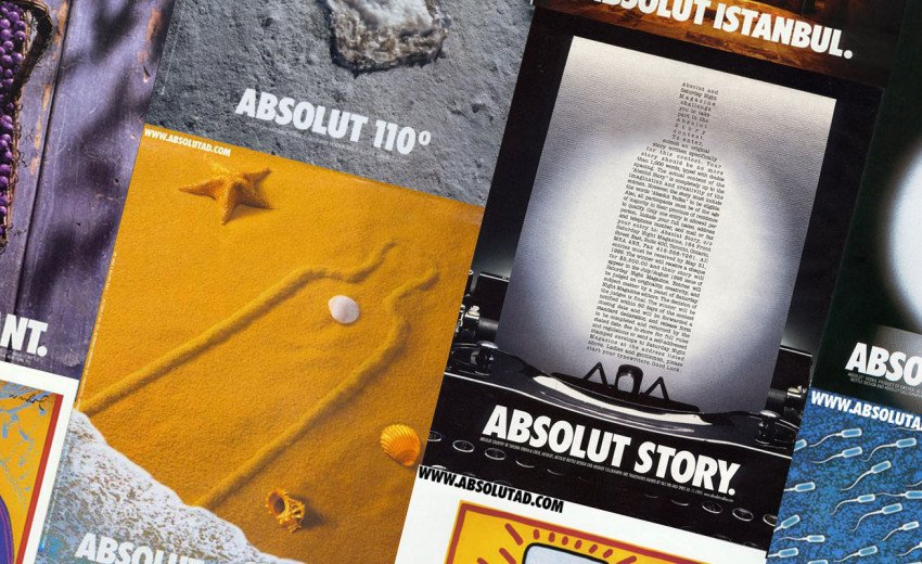 Okładka artykułu Absolutna perfekcja — Historia kampanii reklamowej wódki Absolut