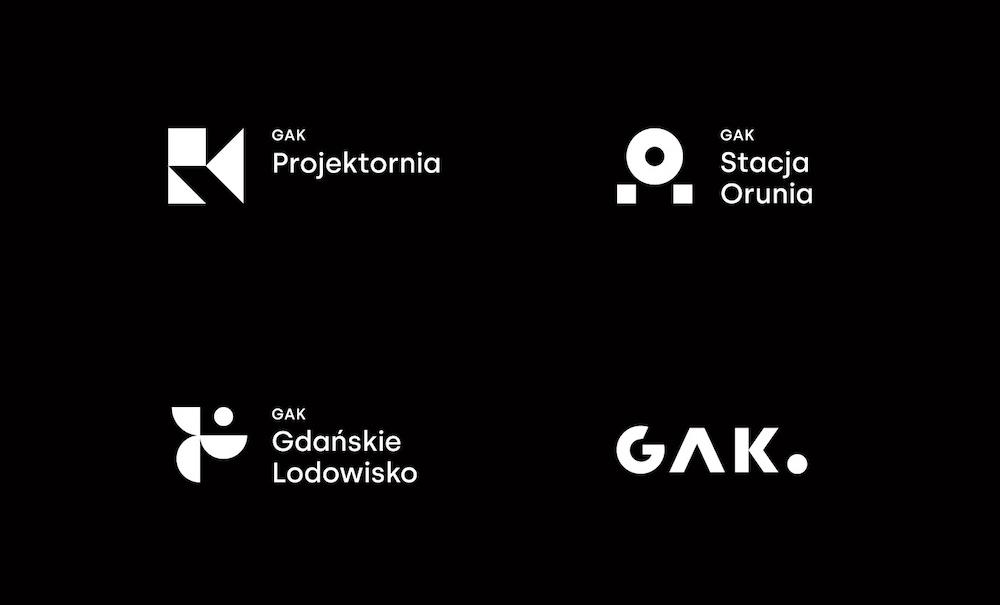 GAK / rebranding, TOFU STUDIO