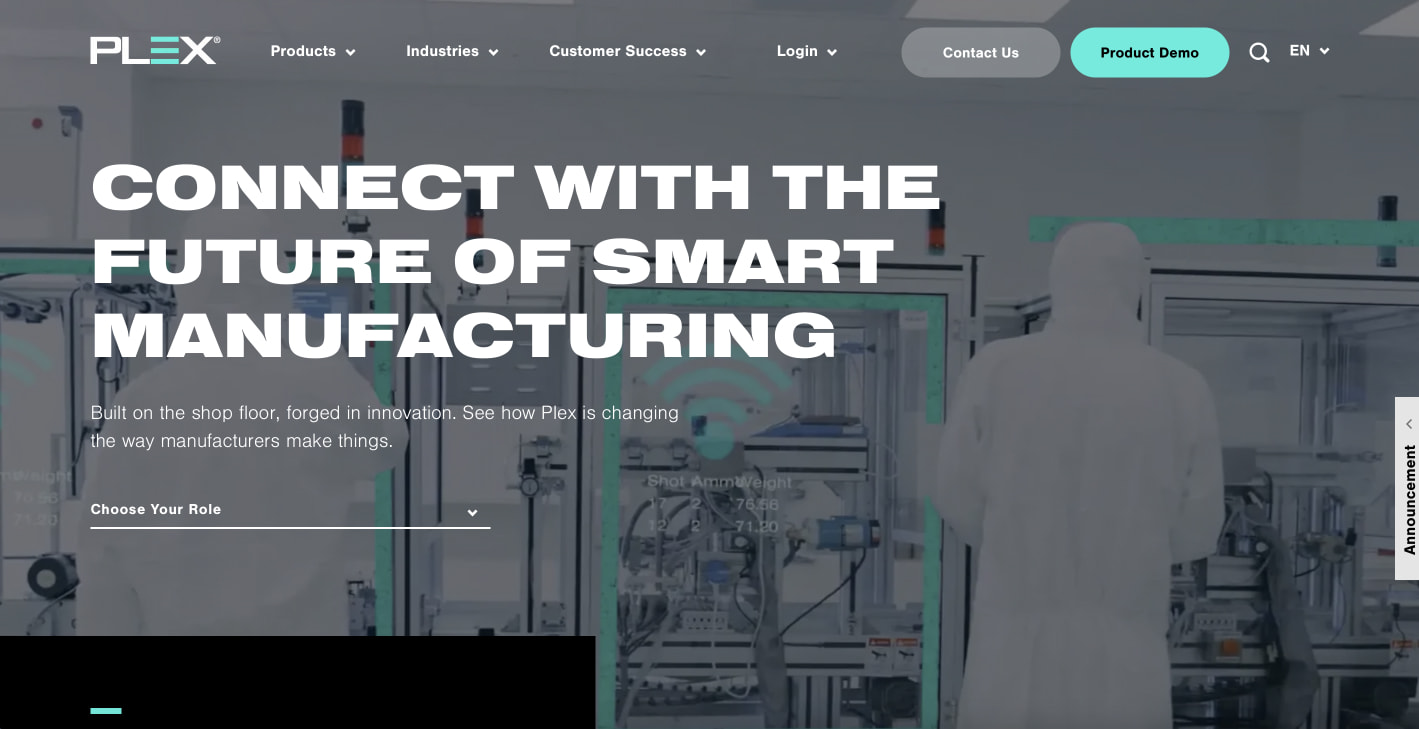 Inspirujące strony internetowe związane z przemysłem