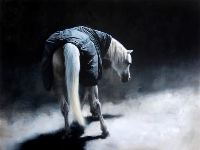 white_horse-painting_by_magdalena_dymanska