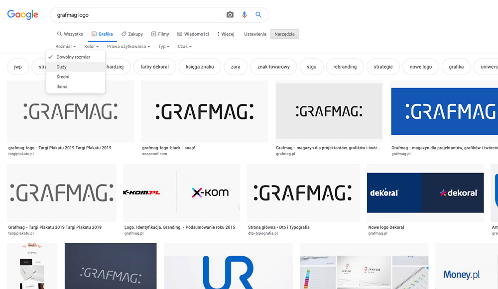 Wyszukiwarka materiałów