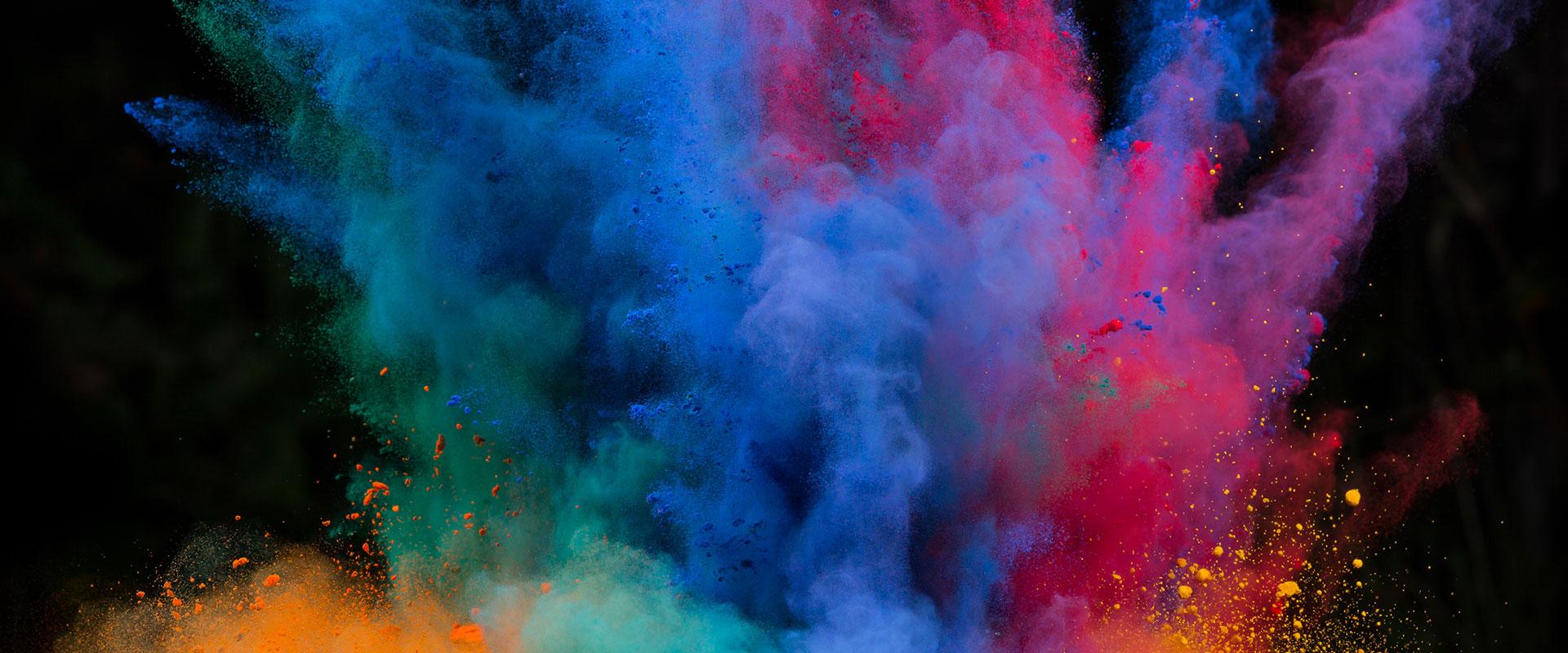 Okładka serii artykułów Kolory w projektowaniu