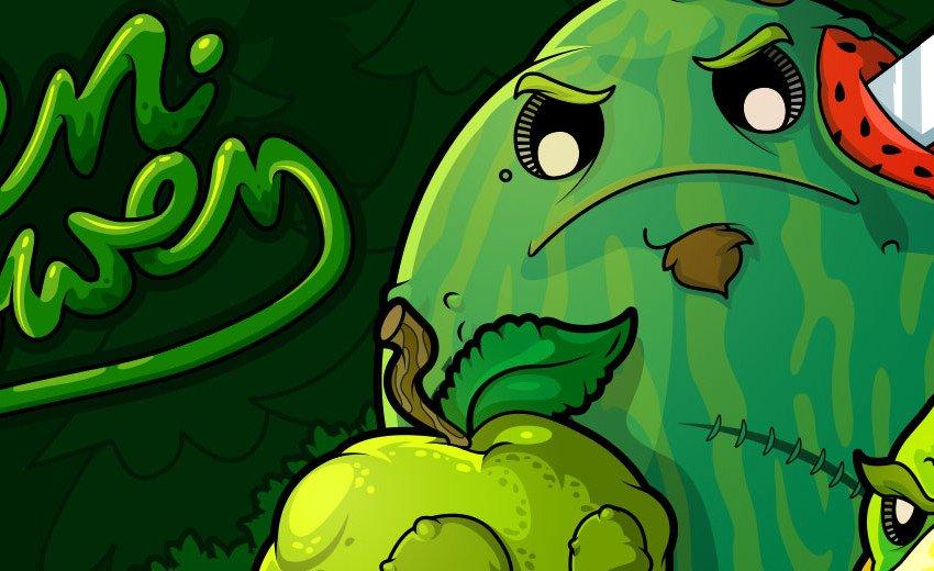 Okładka artykułu Tworzymy wektorową ilustrację — W programie Adobe Illustrator