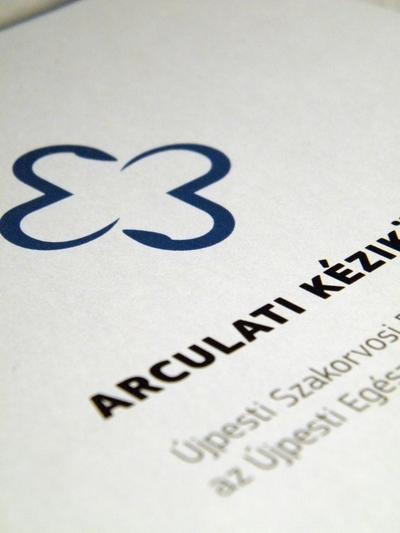 © Milán Farkas - Brand for the Specialist Clinic of Újpest