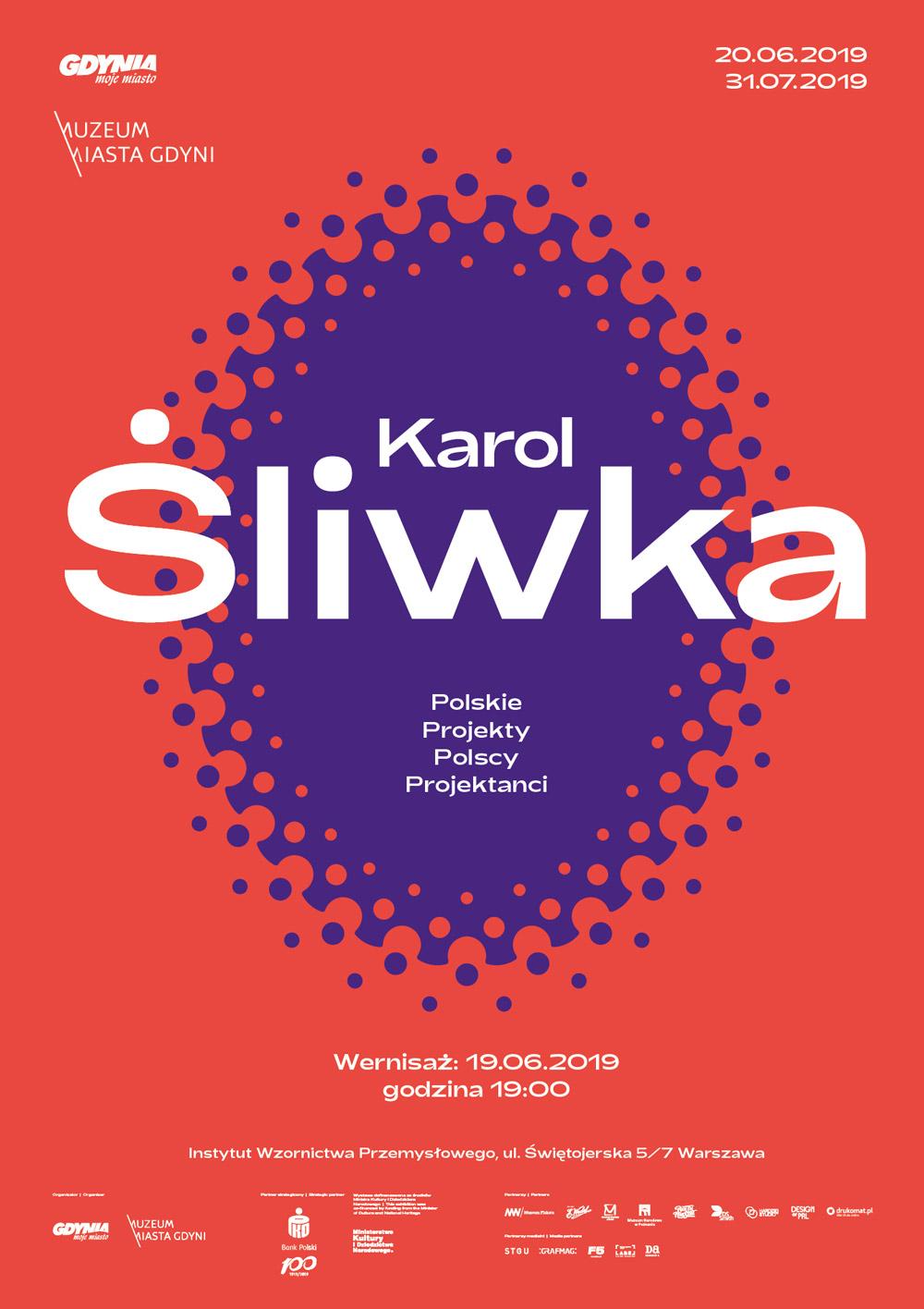 Karol Śliwka - wystawa w Warszawie