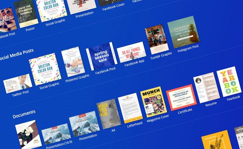 Okładka artykułu Projekt instant – narzędzie dla nie-projektantów — Podstawy obsługi aplikacji Canva