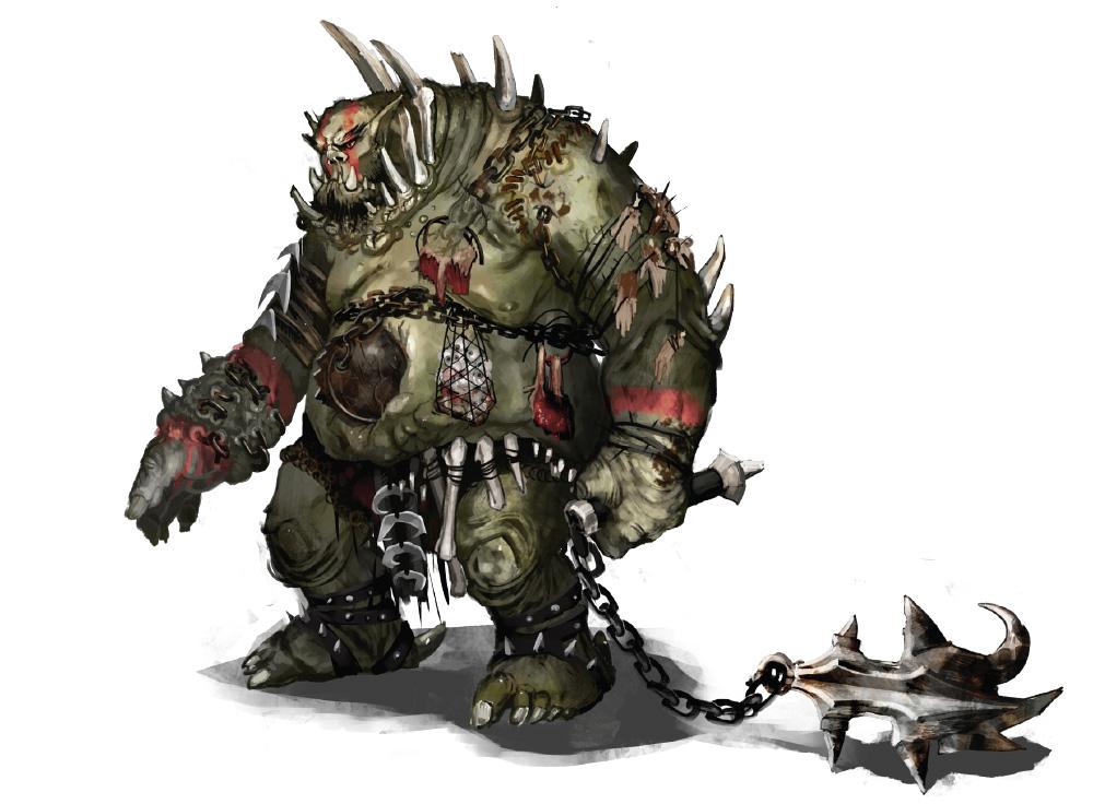 Jak projektować potwory na potrzeby gier?