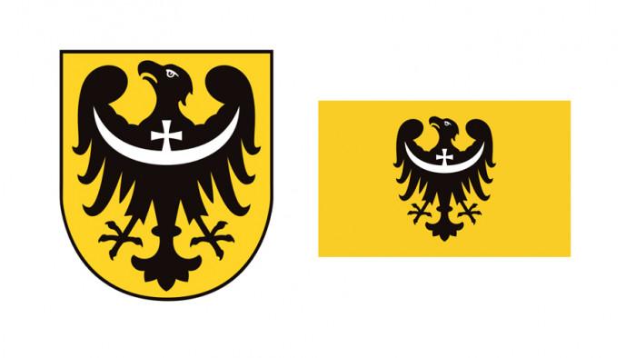 Flaga i herb województwa dolnośląskiego, źródło