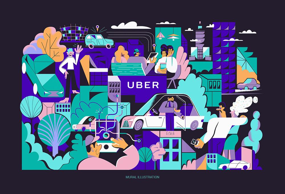 Uber, Karol Banach