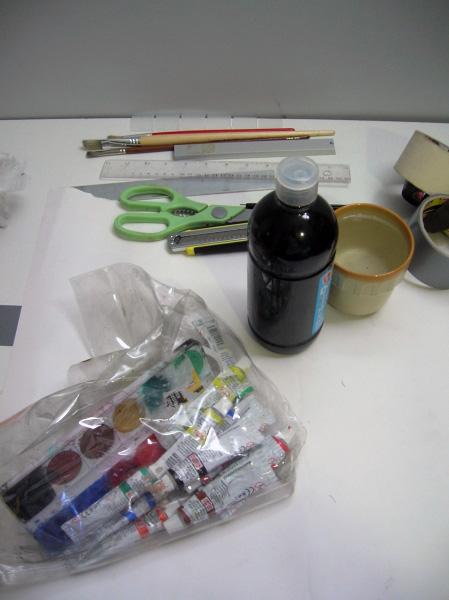 03 Analogowy warsztat Tworzenie wlasnych materialow graficznych