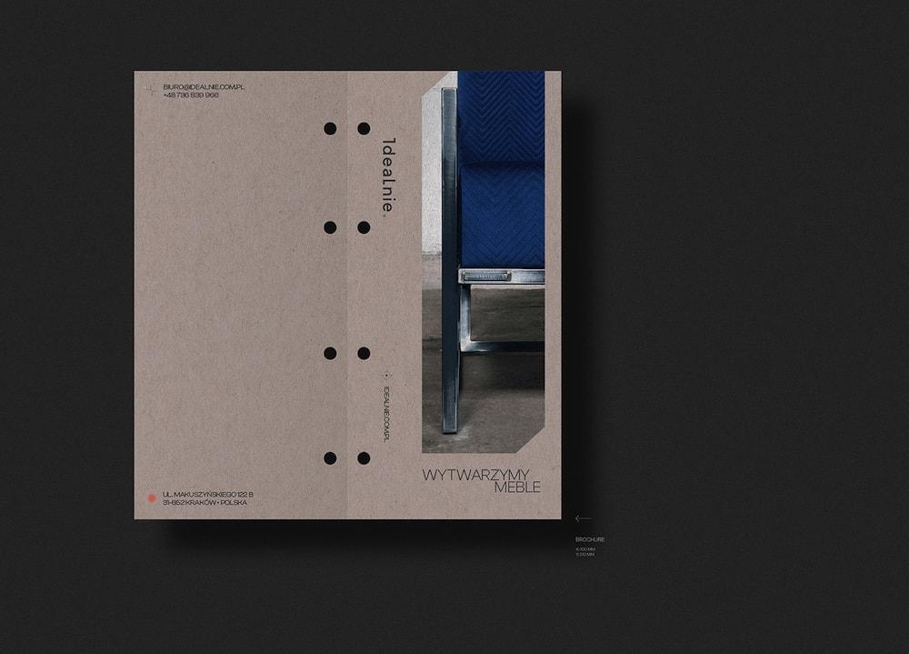 Idealnie : Furniture manufacture, R Y B A S T U D I O ®
