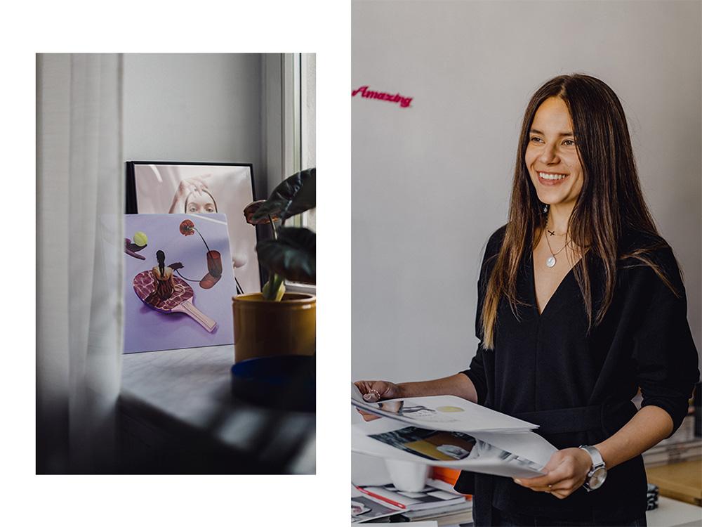 Wywiad z Beatą Śliwińską - Barrakuz