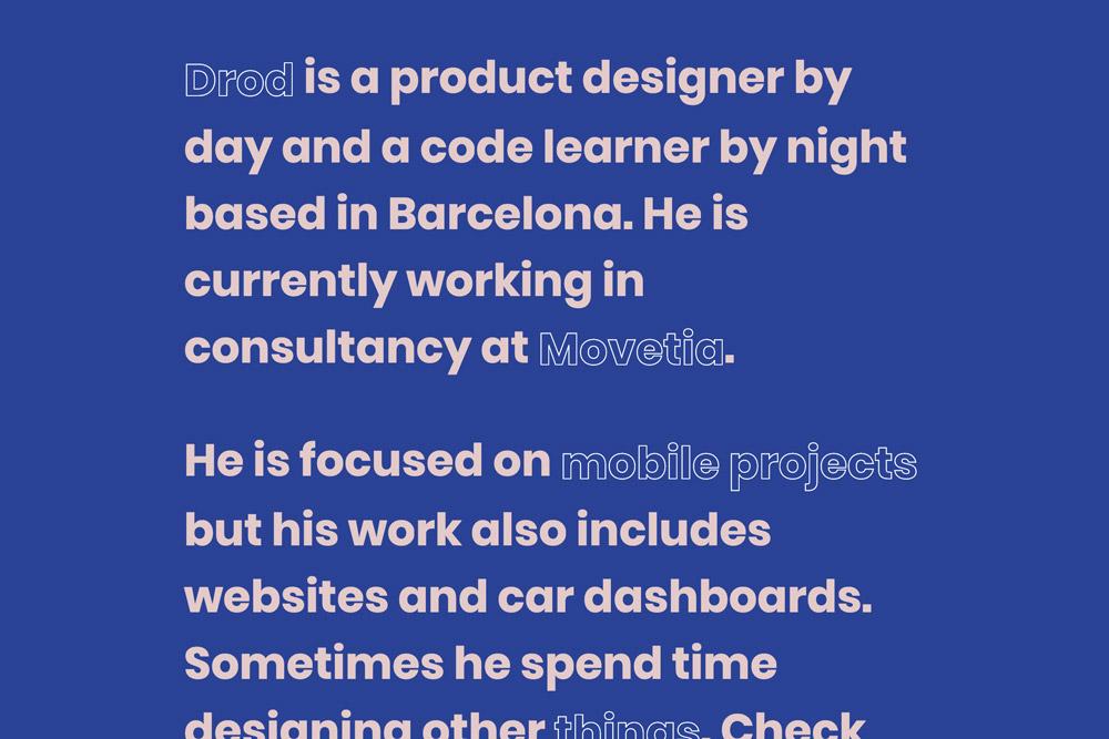 Kreatywna strona internetowa