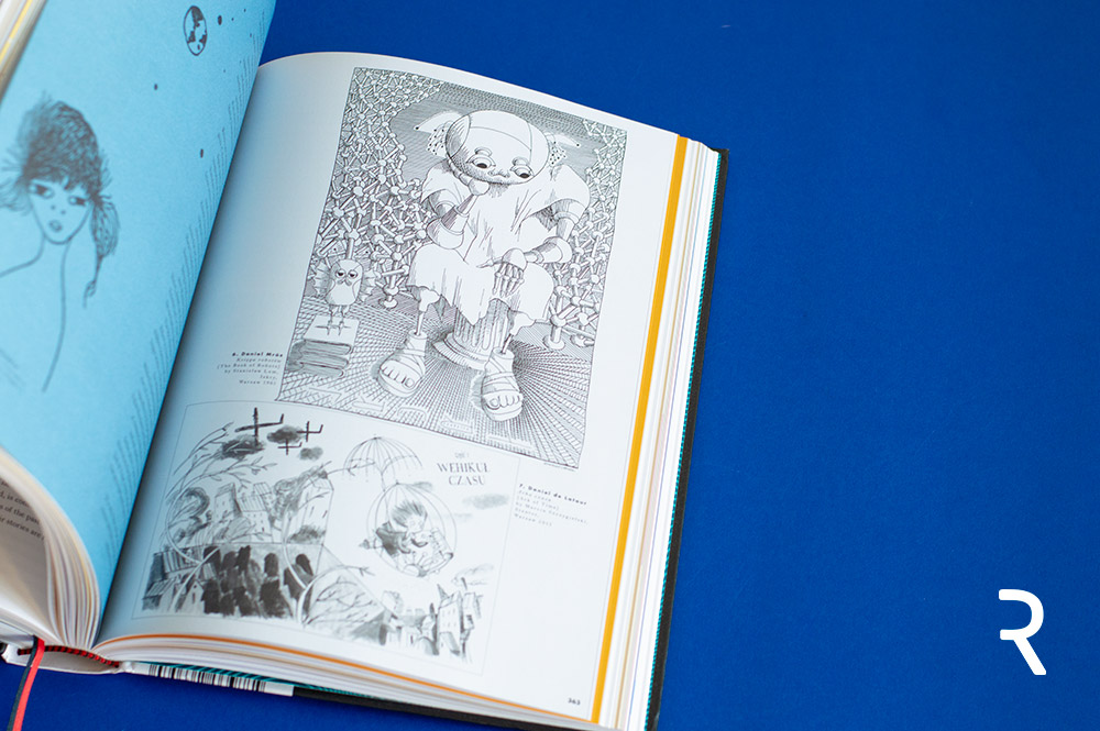 "Recenzja książki ""Captains of Illustration"""